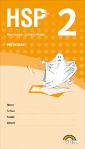 Hamburger Schreib-Probe (HSP+): Testheft 2 plus Auswertungscode (5er-Pack)