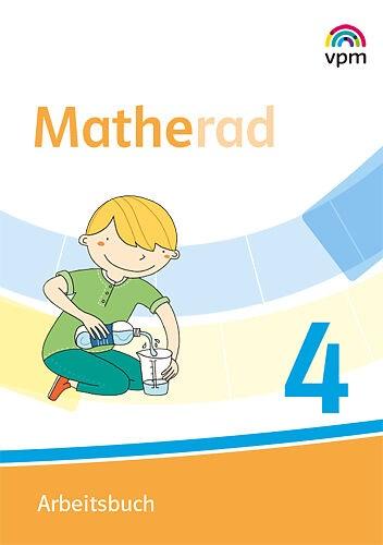 Matherad 4 - Arbeitsbuch