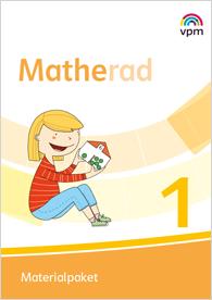 Matherad 1 - Materialpaket mit CD-ROM