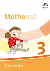 Matherad 3 - Materialpaket Ausgabe ab 2018