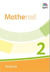 Matherad 2 - Testblock Ausgabe ab 2018, Umschlag gross anzeigen