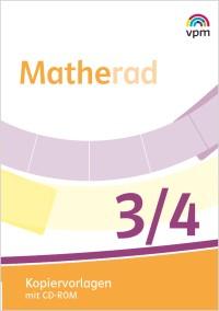Matherad 3/4 - Kopiervorlagen Ausgabe ab 2018