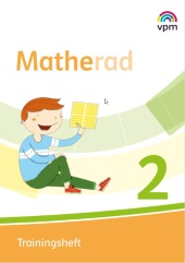 Matherad 2 - Trainingsheft Ausgabe ab 2018