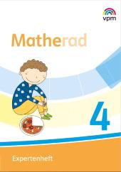 Matherad 4 - Expertenheft Ausgabe ab 2018