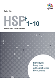 Hamburger Schreib-Probe HSP 1-10