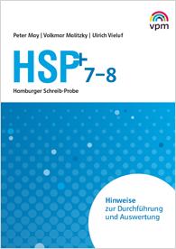 Hamburger Schreib-Probe HSP 7-8 – Hinweise