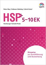 Hamburger Schreib-Probe HSP 5-10 EK – Hinweise