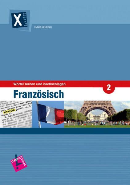 Lernbox Französisch 1 Arbeitsheft Orell Füssli Verlag