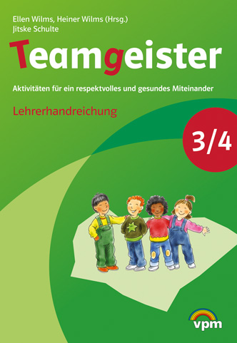 Teamgeister 3+4 Lehrerband - Neubearbeitung 2016
