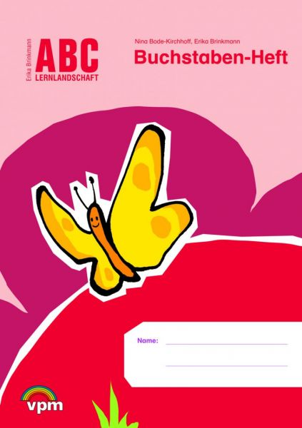 Buchstaben-Heft Neubearbeitung 2013
