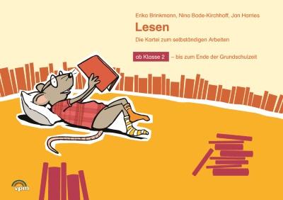 Karteikarten Deutsch - Lesen