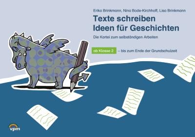 Karteikarten Deutsch - Texte schreiben