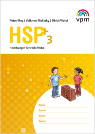 Hamburger Schreib-Probe HSP 3 - Testhefte (5er-Pack)