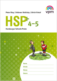 Hamburger Schreib-Probe HSP 4-5 - Testhefte (5er-Pack)