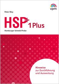 Hamburger Schreibprobe HSP 1+ plus - Hinweise