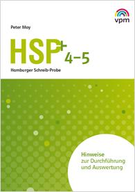 Hamburger Schreib-Probe HSP 4-5 – Hinweise