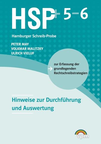 Hamburger Schreib-Probe (HSP+): Hinweise 5/6 plus
