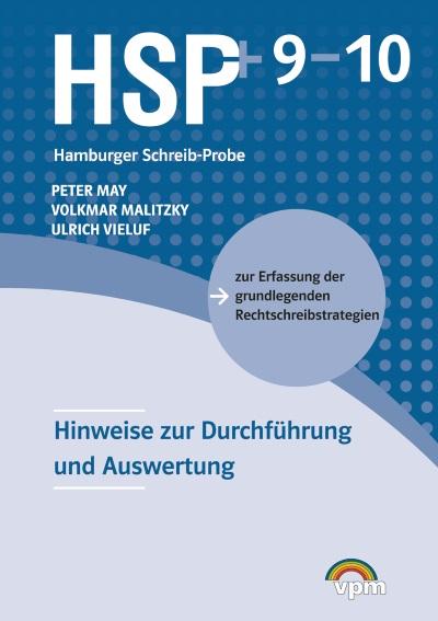 Hamburger Schreib-Probe (HSP+): Hinweise 9/10 plus