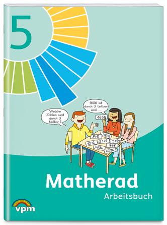 Matherad 5 Arbeitsbuch