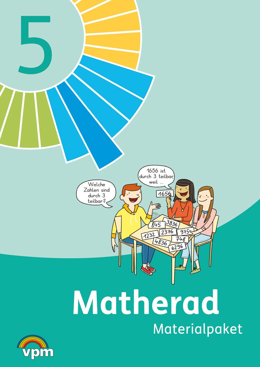 Matherad 5 Materialpaket