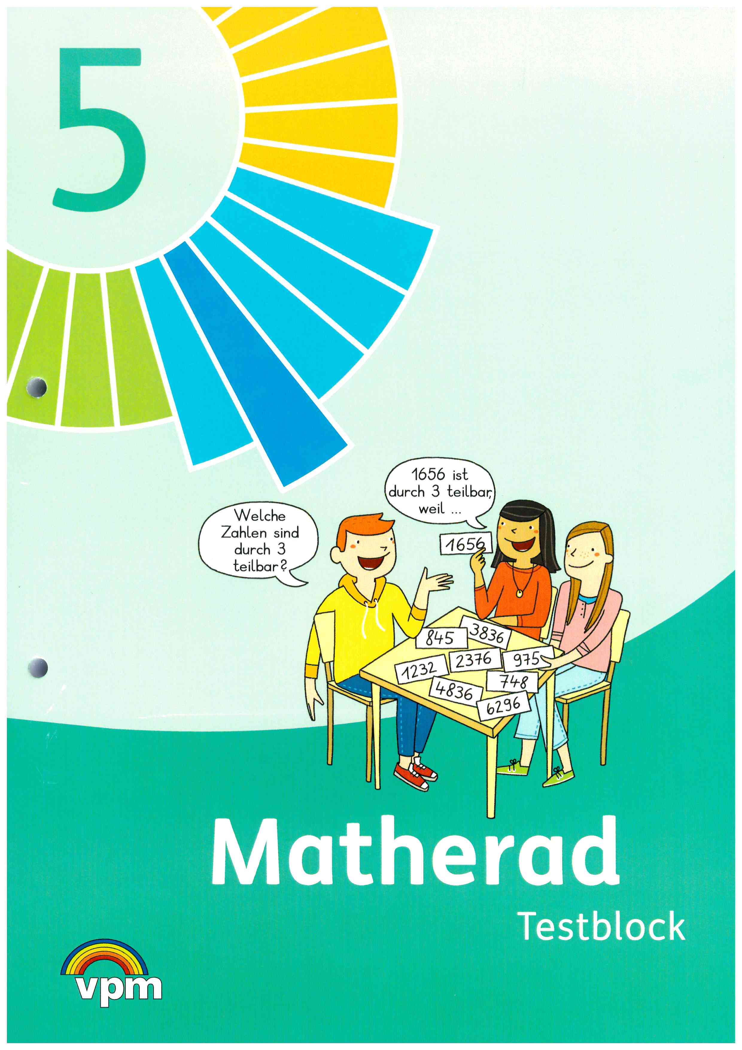 Matherad 5 Testblock