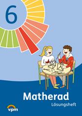 Matherad, Arbeitsbuch Lösungen 6