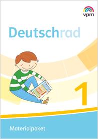 Deutschrad 1 - Materialpaket mit CD-ROM