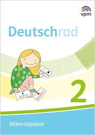 Deutschrad 2 - Materialpaket mit CD-ROM