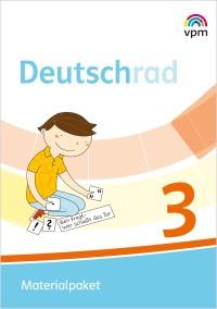 Deutschrad 3 - Materialpaket mit CD-ROM