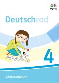 Deutschrad 4 - Materialpaket mit CD-ROM