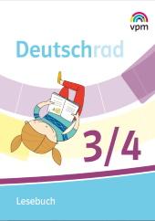 Deutschrad 3/4 - Lesebuch