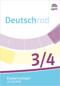 Deutschrad 3/4 - Kopiervorlagen Übungsmaterial