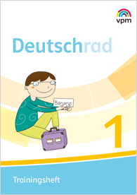 Deutschrad 1 - Trainingsheft
