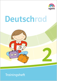 Deutschrad 2 - Trainingsheft