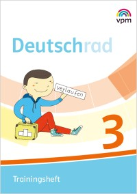 Deutschrad 3 - Trainingsheft