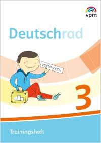 Deutschrad 3 - Trainingsheft