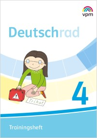 Deutschrad 4 - Trainingsheft
