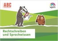 ABC-Lernlandschaft 2-4 - Kartei Rechtschreiben und Sprachwissen