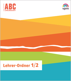 ABC Lernlandschaft 1/2 - Lehrer-Ordner