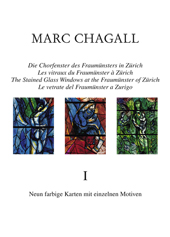 Chagall-Kunstkarten / Serie I