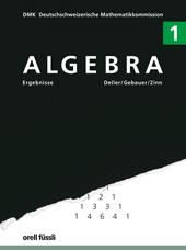 Algebra 1 - Ergebnisse, Umschlag gross anzeigen