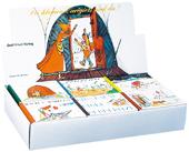 Mini Carigiets Verkaufsbox 6 Titel zu je 10 Ex., Umschlag gross anzeigen