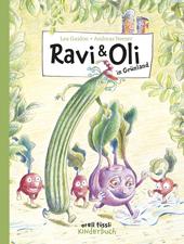 Ravi & Oli in Grünland, Umschlag gross anzeigen
