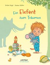 Ein Elefant zum Träumen, Umschlag gross anzeigen