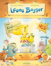 Leons Bagger, Umschlag gross anzeigen