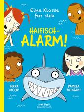 Eine Klasse für sich - Haifischalarm!, Umschlag gross anzeigen