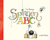 Spinnen ABC im Miniformat
