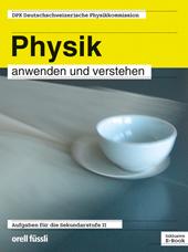 Physik anwenden und verstehen, Umschlag gross anzeigen