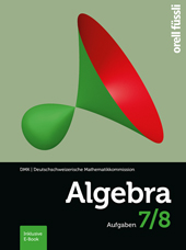 Algebra 7/8 Aufgaben - inkl. E-Book