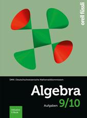Algebra 9/10 – inkl. E-Book, Umschlag gross anzeigen